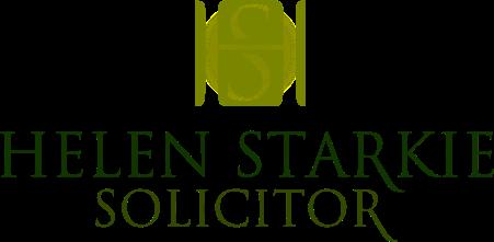 Helen Starkie Solicitors Bath Logo Large
