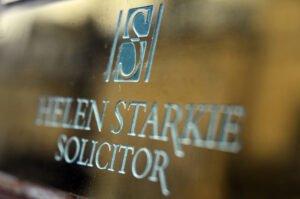 Helen Starkie Solicitors in Bath Logo