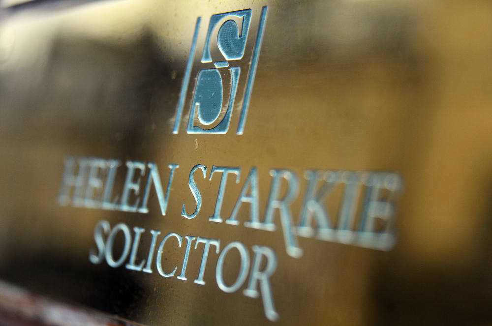Helen Starkie Solicitors in Bath Logo